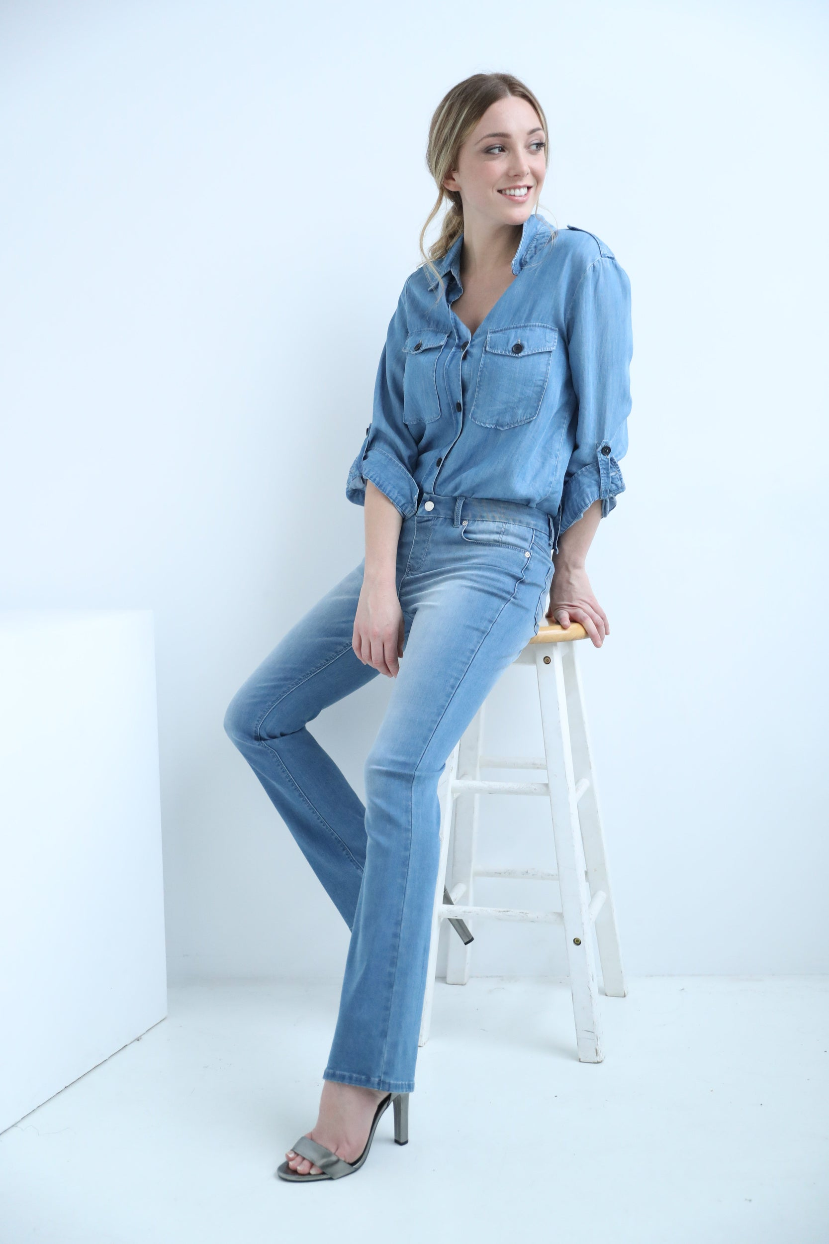 Super Soft Jean-ius Denim