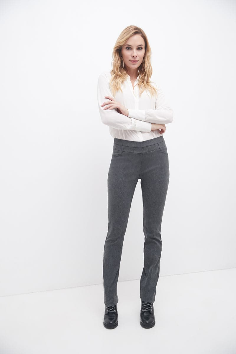 Ease into Comfort Fit Stretch Slim Pant