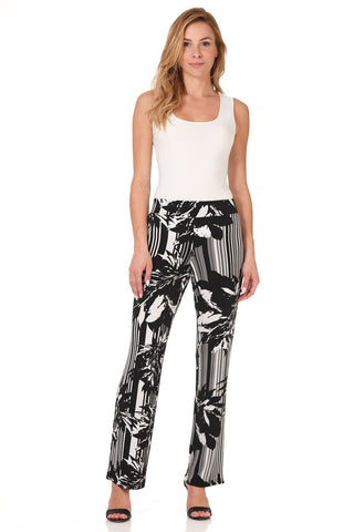 Travel in Rekucci Style - Women's Classic Straight Leg Pant