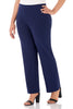 Comfy Collection Curvy Straight Leg Pants