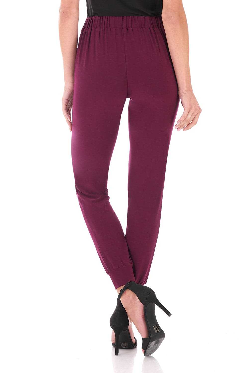 Comfy Collection Pants with Zippered Pockets