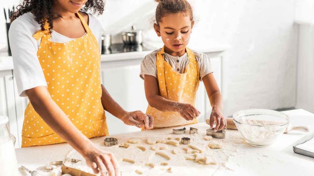 Kids in the Kitchen: Tips to Inspire Little Chefs