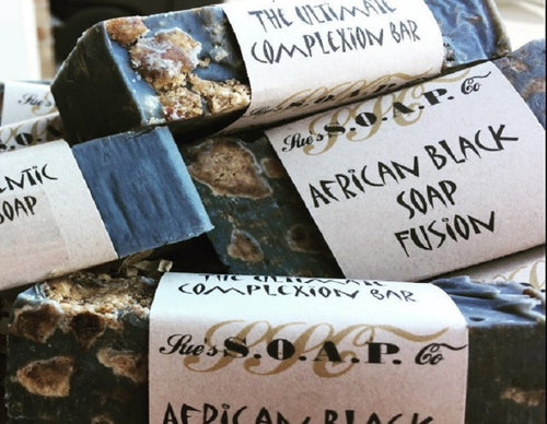 African Black Soap Fusion
