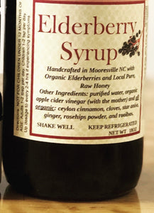 Elderberry Syrup