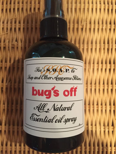 Bugs Off Spray