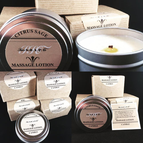 Lotion Candles