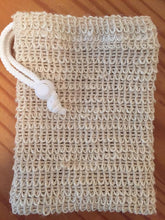 Soap Saver Bag Natural Sisal