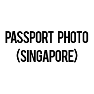 Passport Photo - Singapore, Japan etc (Set of 8 photos) - 3.5 x 4.5 cm