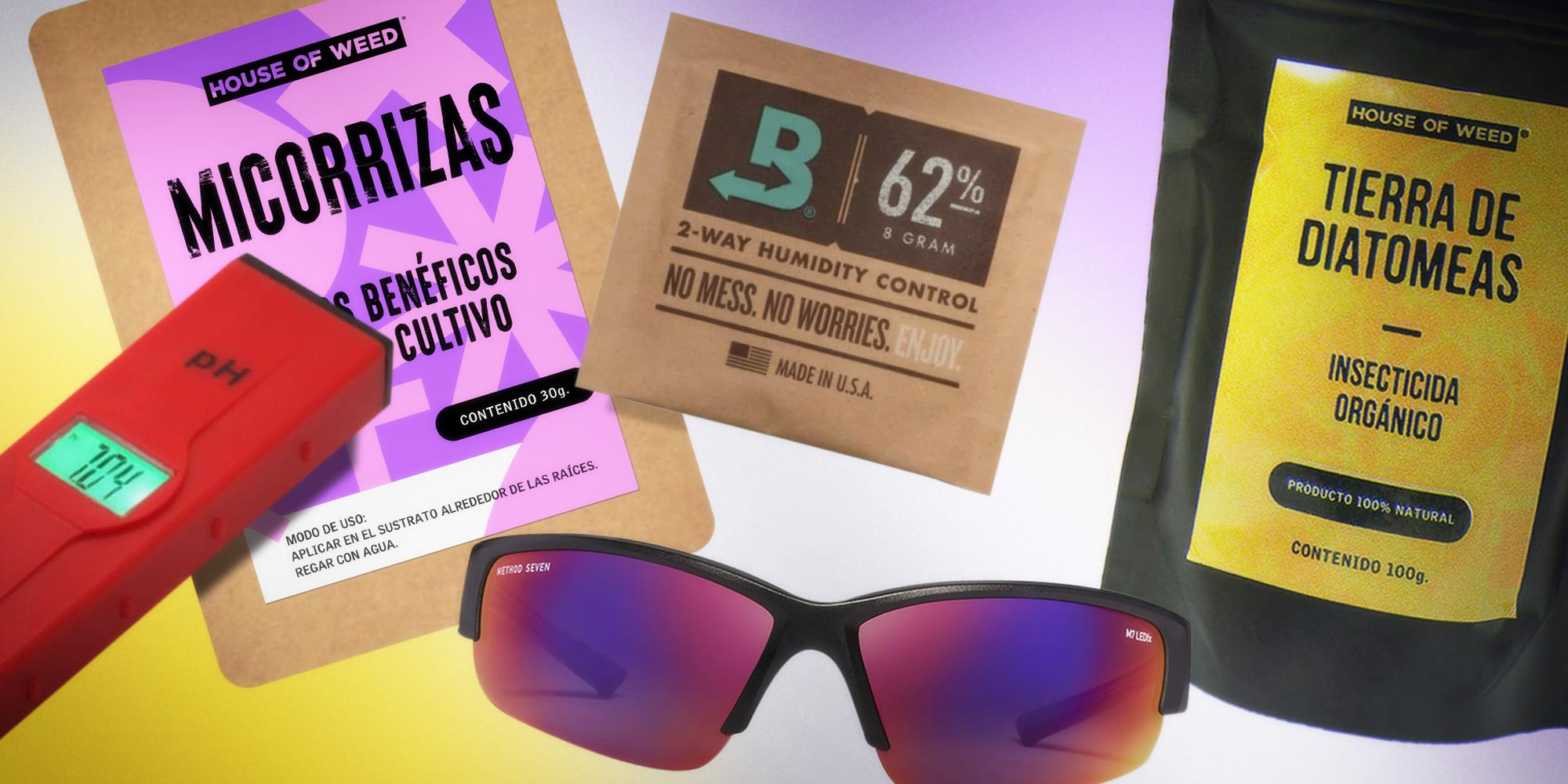 productos cultivo house of weed