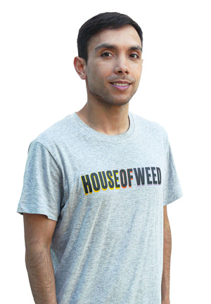 Polera ''HOW'' - House of Weed