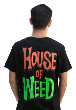 Camiseta ''Educational Content''  House of Weed