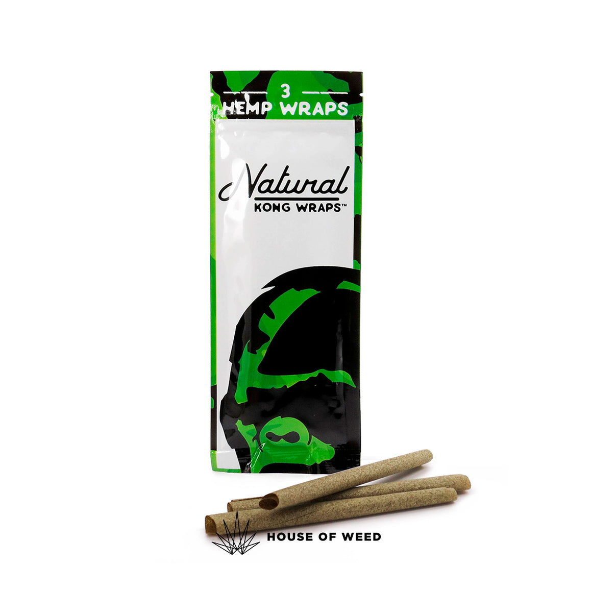Blunts de Cáñamo Natural (3 unidades)