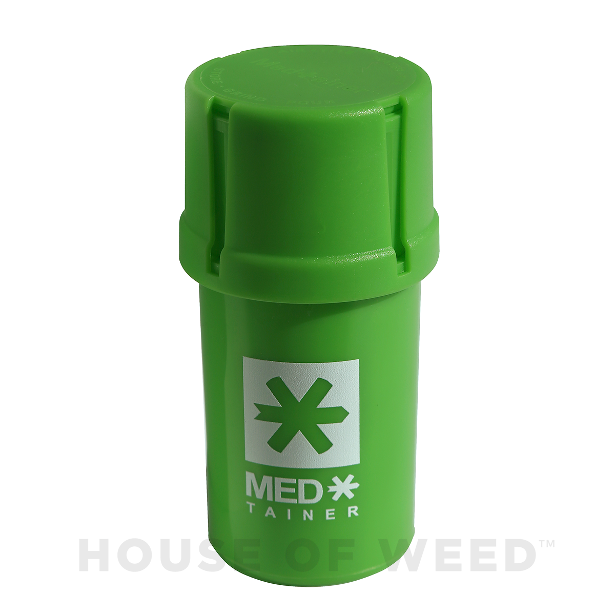 Medtainer - Classic Green