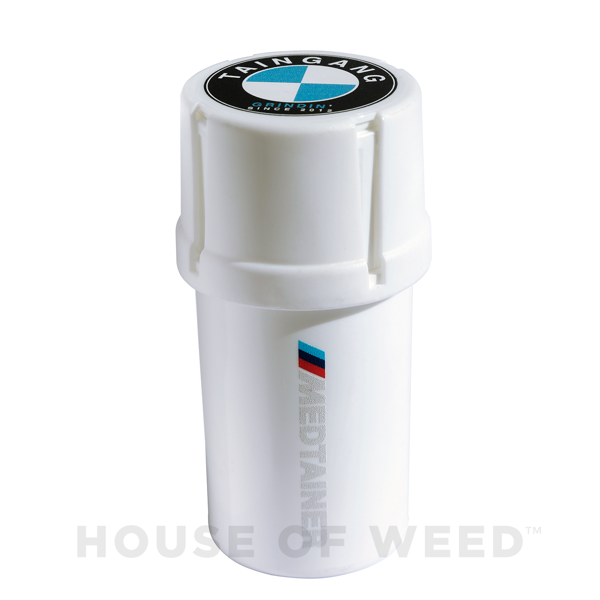 Medtainer - BMW (blanco)