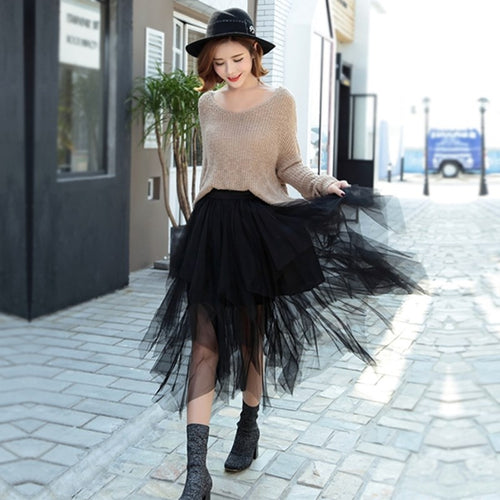 The tulle skirt you must have