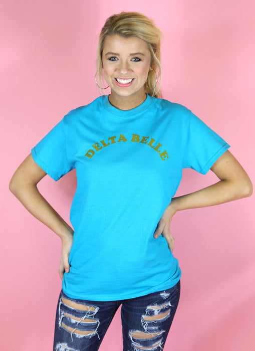 Delta Belle Classic Fit T-Shirt
