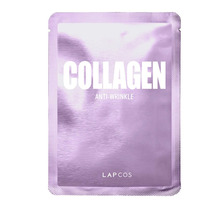 Lapcos Collagen Anti Wrinkle Mask