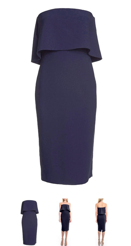 Driggs Dress, Navy