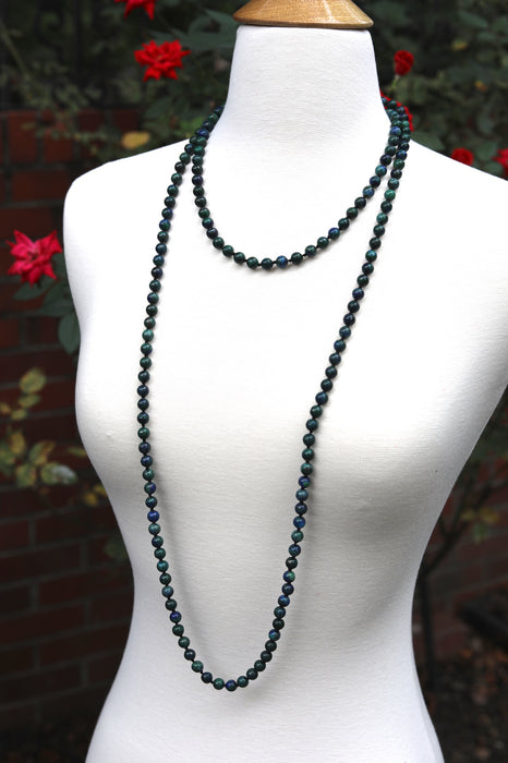 Dress You Up Necklace, Jade Multi