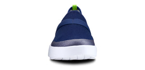 Women's OOmg Low White Navy