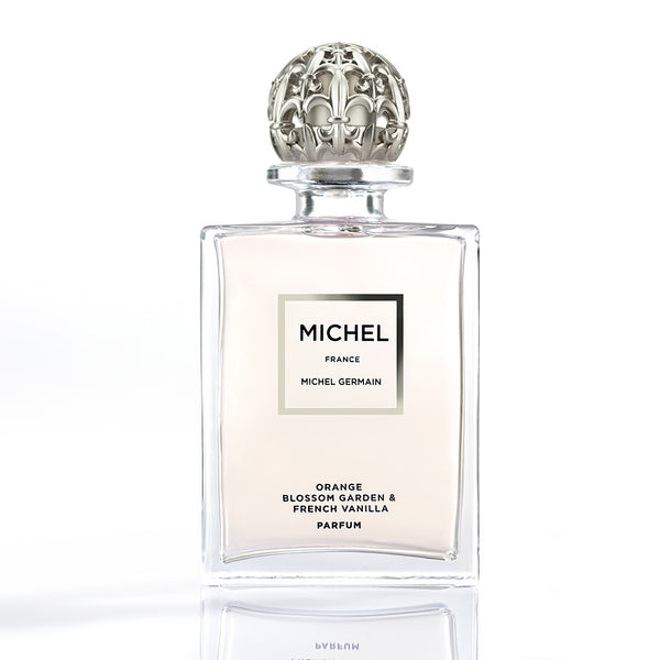 Michel - Orange Blossom Garden & French Vanilla Parfum