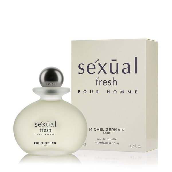 Sexual Fresh Pour Homme Eau de Toilette Spray