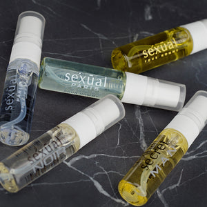 Sexual Discovery Set For Him 5 x 4ml/0.13oz Eau de Toilette Spray