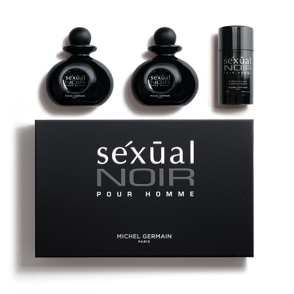 Sexual Noir Pour Homme 3-Piece Gift Set (Value $190)
