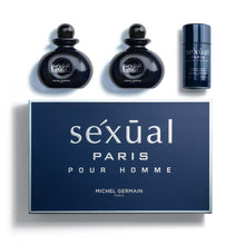 Load image into Gallery viewer, Sexual Paris Pour Homme 3-Piece Gift Set (Value $190)