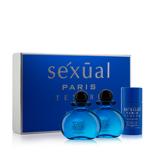 Paris Tendre Pour Homme 3-Piece Gift Set (Value $160)