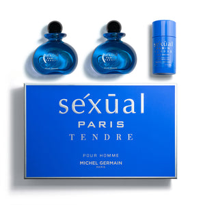 Sexual Paris Tendre Pour Homme 3-Piece Gift Set (Value $190)