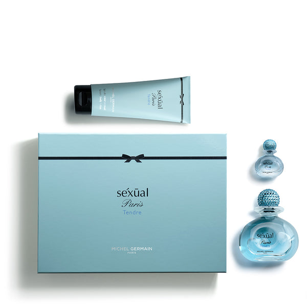 Sexual Paris Tendre 3-Piece Gift Set (Value $205)
