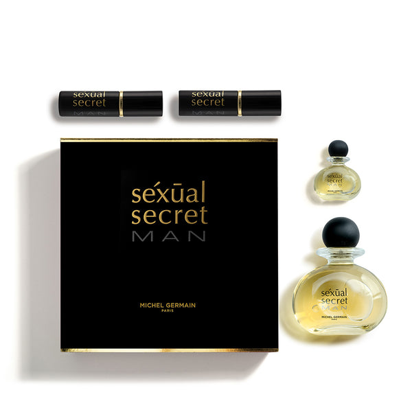 Sexual Secret Man 4-Piece Gift Set (Value $150)