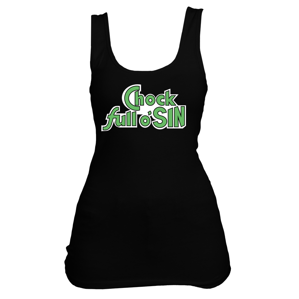 Chock Full of Sin Tank (Women's)