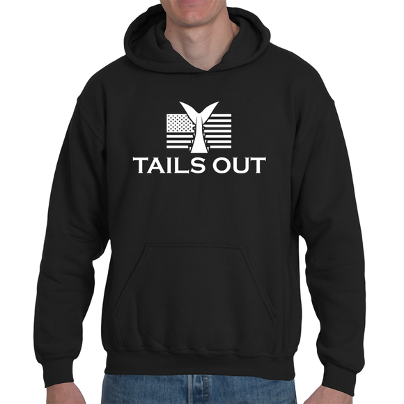 Tails Out Hoodie