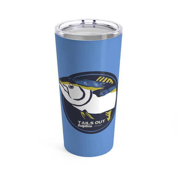 Tuna Time Tumbler 20oz