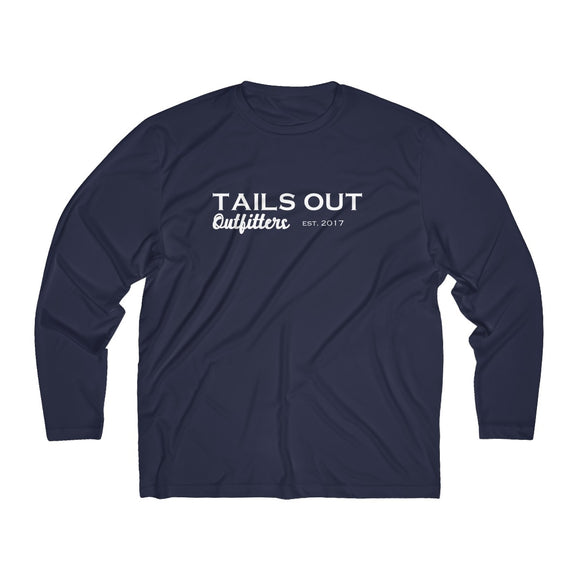 Front Logo Long Sleeve