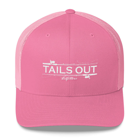 Breast Cancer Awareness Trucker Cap *Tracey Edition*