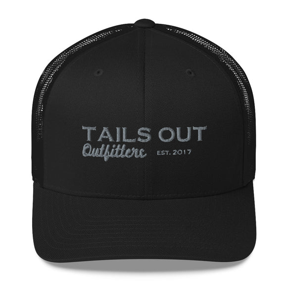 Stealth Logo Trucker Hat
