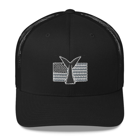 Stealth Flag Trucker Hat