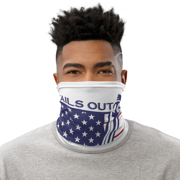 Tails Out Flag Gaiter