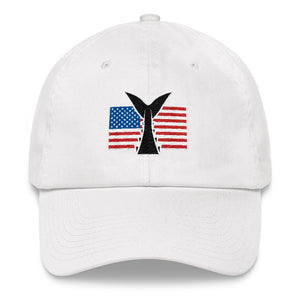 Flag Dad Cap