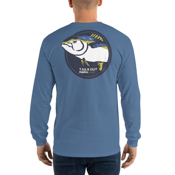 Tuna Time Ultra Cotton Long Sleeve
