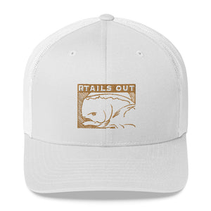 Mahi Trucker Hat Gold Edition