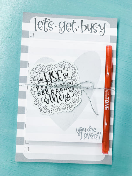 Bundle 1 - Busy & Loved