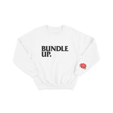 "The Cool Kids ""Bundle Up"" Crew Sweatshirt - SOLD OUT"