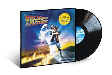 Various Artists - Back To The Future (The Motion Picture Soundtrack) (UMC)