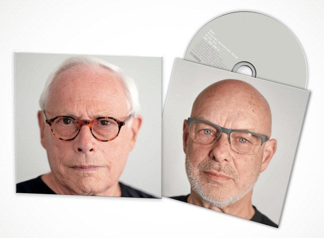 Brian Eno - Rams: Original Soundtrack Album (CD) (UMC)