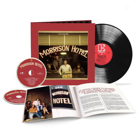 The Doors - Morrison Hotel (50th Anniversary Deluxe Edition) (Rhino)