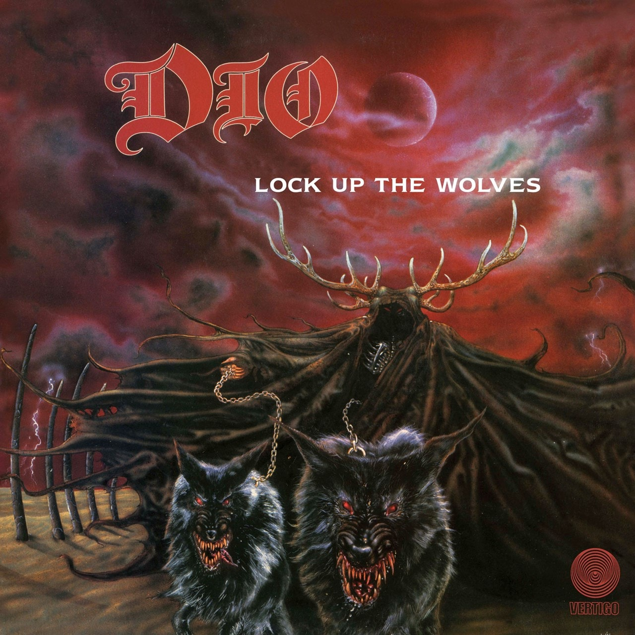 Dio - Lock Up The Wolves (UMC)